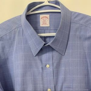"""BROOKS BROTHERS"" NEW Dress Shirt in SIZE 18-4/5"